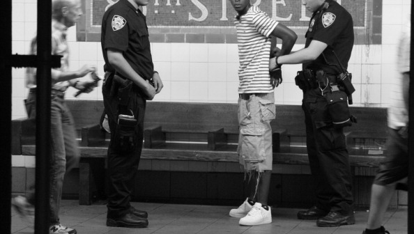Stop-and-Frisk in NYC near Go-and-Frolic