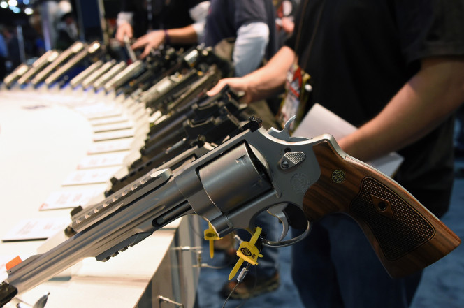 Trump: The Gun Control President?