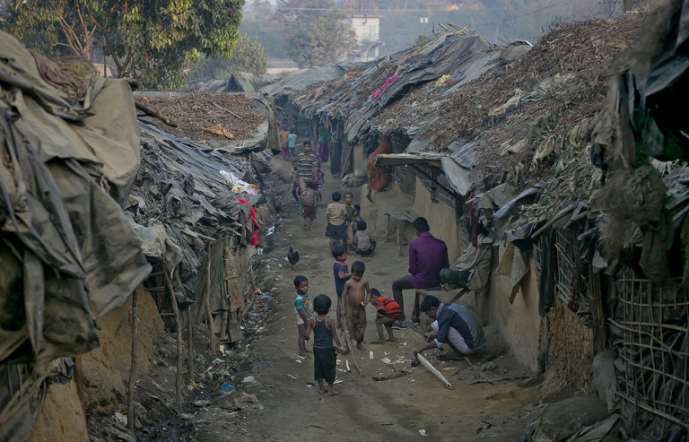 The Awful Plight of the Rohingya People