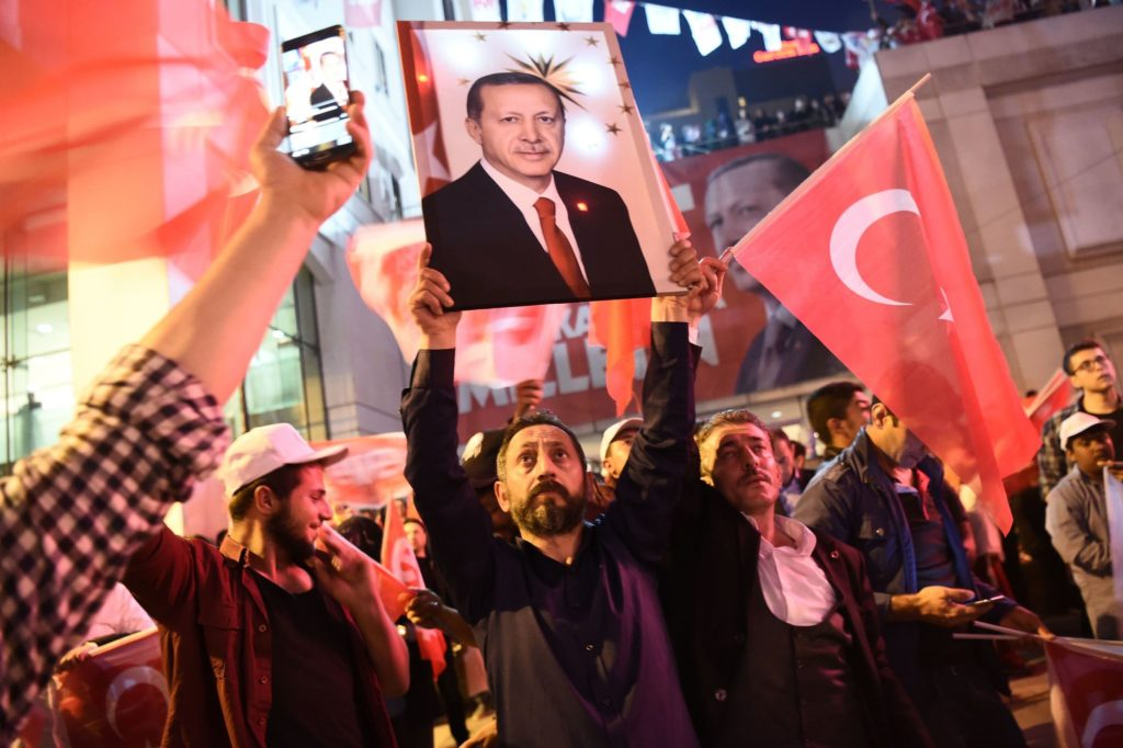 Democracy Loses in Turkey