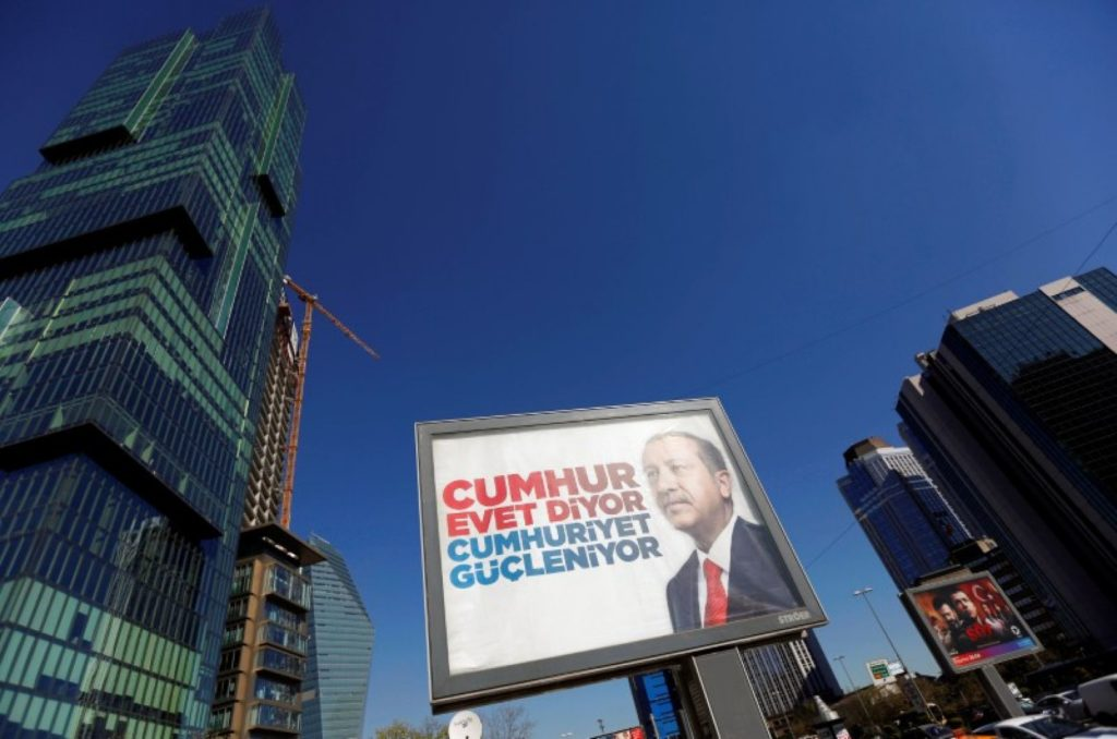 Is Turkey About to Vote to End its Democracy?