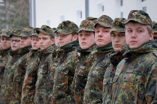 Are Neo-Nazis Hiding in the German Army?
