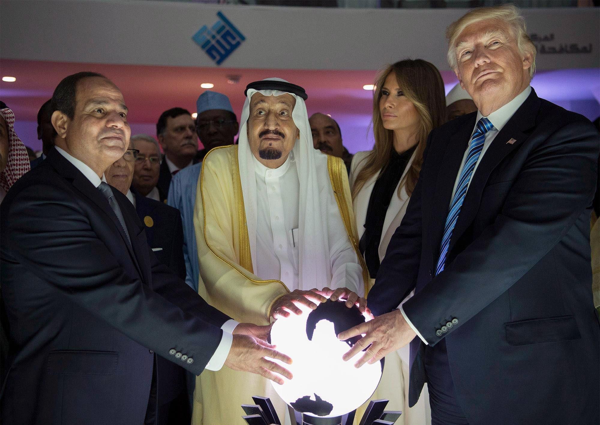 A Trump Abroad