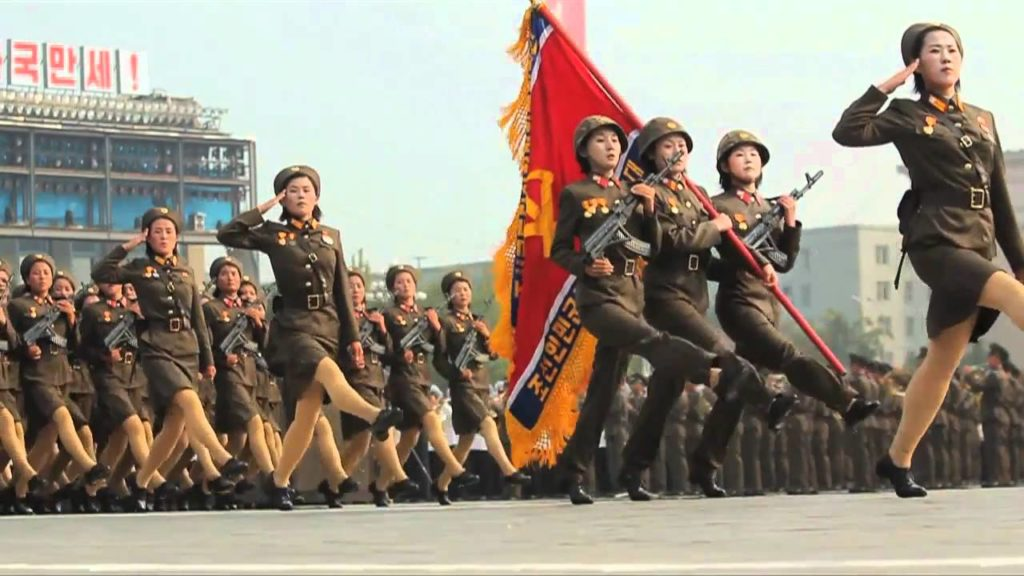 The North Korean Plan for Victory