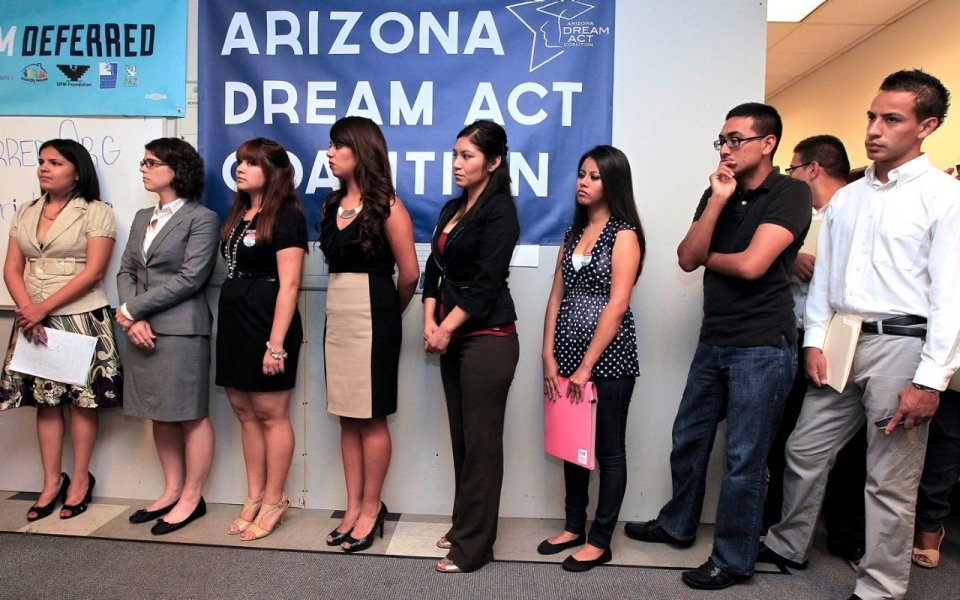 America's 'Dreamers' Face the End