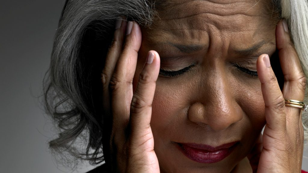 Migraine Headaches: Go Away!