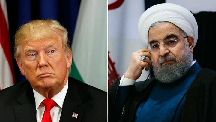 America and Iran: Trump's Foreign Policy Feeds His Base