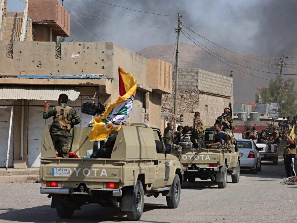 The Next War is Starting in Iraq