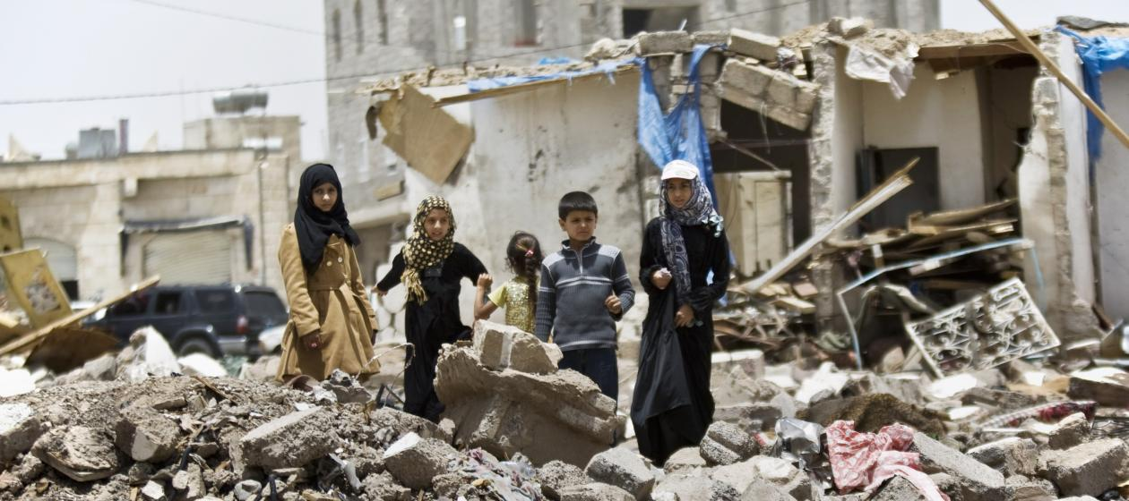 Children as Property: Exchanging Children for Money in Yemen
