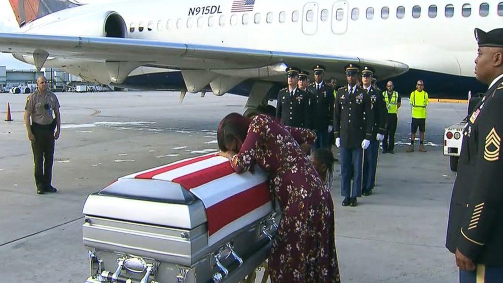 Trump Wages War Against a War Widow