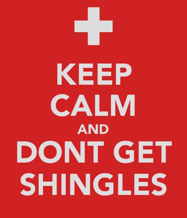 Shingles—Coming At You