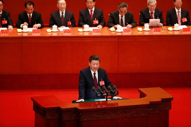 China: One Dictator Watching and Everyone Watched