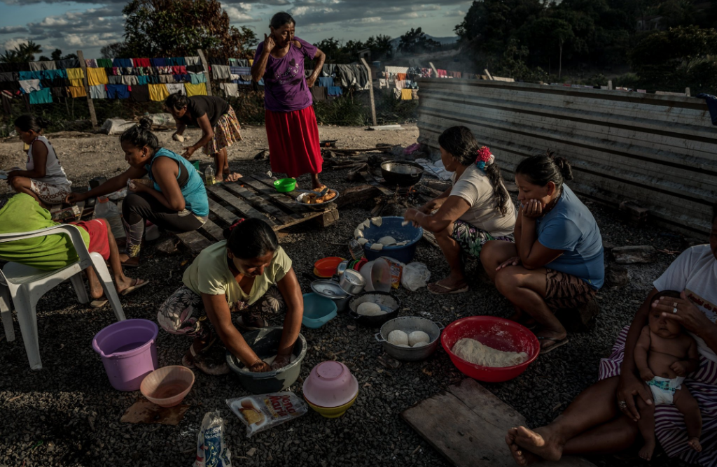 The Refugee Crisis Hits the Americas | The Times in Plain English